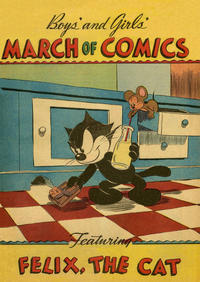 Cover Thumbnail for March of Comics (Western, 1946 series) #24 [Boys' and Girls' variant]