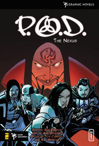 Cover Thumbnail for P.O.D. The Nexus (HarperCollins, 2008 series)