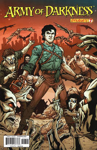 Cover Thumbnail for Army of Darkness (Dynamite Entertainment, 2012 series) #7