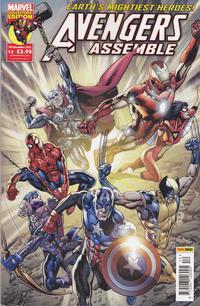 Cover Thumbnail for Avengers Assemble (Panini UK, 2012 series) #12