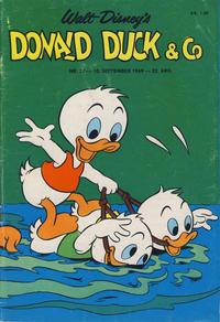 Cover Thumbnail for Donald Duck & Co (Hjemmet / Egmont, 1948 series) #37/1969