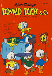Cover Thumbnail for Donald Duck & Co (Hjemmet / Egmont, 1948 series) #41/1969