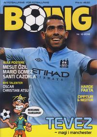 Cover Thumbnail for Boing (Serieforlaget / Se-Bladene / Stabenfeldt, 1984 series) #12/2012 [Abonnementsutgave]