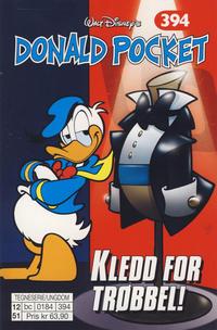 Cover Thumbnail for Donald Pocket (Hjemmet / Egmont, 1968 series) #394