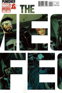 Cover Thumbnail for The Punisher (Marvel, 2011 series) #10 [2nd Printing Variant - Marco Checchetto Connecting Cover]