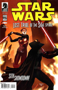 Cover Thumbnail for Star Wars: Lost Tribe of the Sith - Spiral (Dark Horse, 2012 series) #5