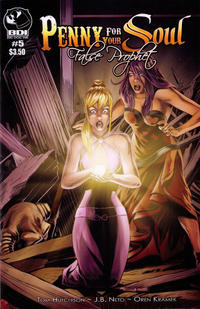 Cover Thumbnail for Penny for Your Soul (Big Dog Ink, 2011 series) #5