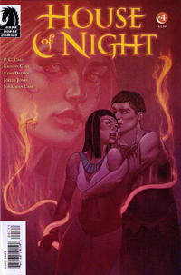 Cover Thumbnail for House of Night (Dark Horse, 2011 series) #4