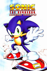 Cover Thumbnail for Sonic the Hedgehog Archives (Archie, 2006 series) #19