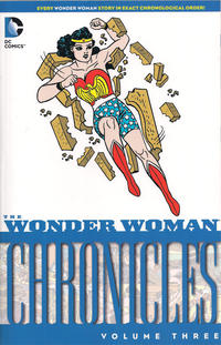 Cover Thumbnail for The Wonder Woman Chronicles (DC, 2010 series) #3