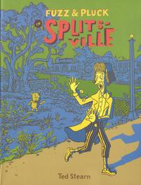 Cover Thumbnail for Fuzz & Pluck in Splitsville (Fantagraphics, 2001 series) #4