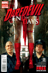 Cover Thumbnail for Daredevil: End of Days (Marvel, 2012 series) #3