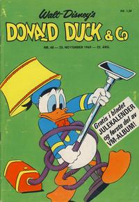 Cover Thumbnail for Donald Duck & Co (Hjemmet / Egmont, 1948 series) #48/1969