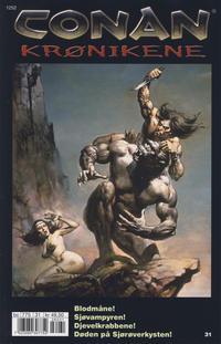 Cover Thumbnail for Conan Krønikene (Bladkompaniet / Schibsted, 2005 series) #31