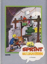 Cover Thumbnail for Sprint [Seriesamlerklubben] (Semic, 1986 series) #14 - Gullmakeren