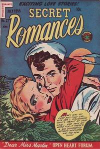 Cover Thumbnail for Secret Romances (Superior Publishers Limited, 1951 series) #27
