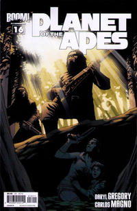 Cover Thumbnail for Planet of the Apes (Boom! Studios, 2011 series) #16 [Cover B]