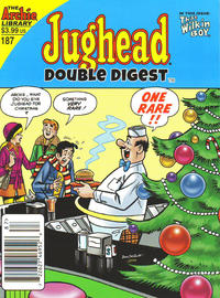 Cover Thumbnail for Jughead's Double Digest (Archie, 1989 series) #187 [Newsstand]