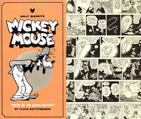 Cover Thumbnail for Walt Disney's Mickey Mouse (Fantagraphics, 2011 series) #4 - House of the Seven Haunts!