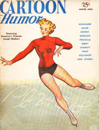 Cover Thumbnail for Cartoon Humor (Pines, 1939 series) #v16#1