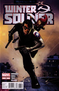 Cover Thumbnail for Winter Soldier (Marvel, 2012 series) #13