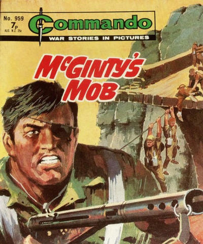 Cover for Commando (D.C. Thomson, 1961 series) #959