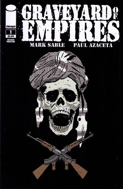 Cover for Graveyard of Empires (Image, 2011 series) #1