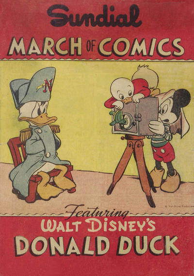 Cover for Boys' and Girls' March of Comics (Western, 1946 series) #[4] [Sears Logo]
