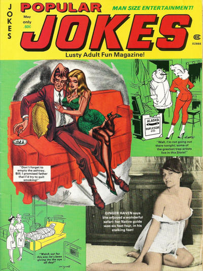 Cover for Popular Jokes (Marvel, 1961 series) #64