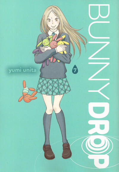 Cover for Bunny Drop (Yen Press, 2010 series) #7