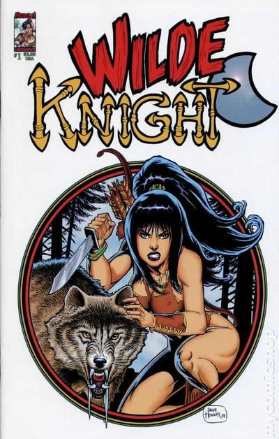 Cover for Wilde Knight (Amryl Entertainment, 2003 series) #1