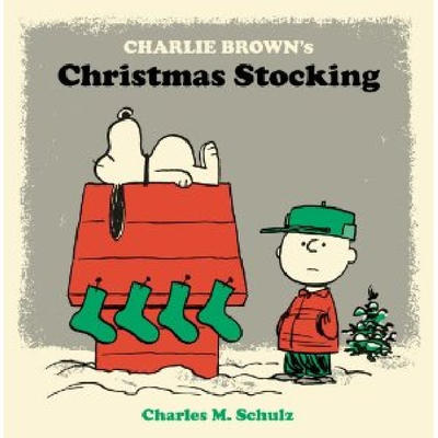 Cover for Charlie Brown's Christmas Stocking (Fantagraphics, 2012 series)