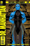 Cover Thumbnail for Before Watchmen: Dr. Manhattan (2012 series) #1 [Combo Pack Variant Cover by Adam Hughes]