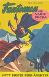Cover for Fantomen (Semic, 1963 series) #29/1958