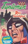 Cover for Fantomen (Semic, 1963 series) #25/1982