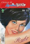 Cover for Clásicos de Lágrimas Risas y Amor.  Rubí (Grupo Editorial Vid, 2012 series) #13