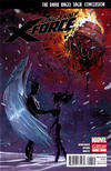 Cover for Uncanny X-Force (Marvel, 2010 series) #18 [Second Printing]