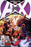 Cover Thumbnail for Avengers vs. X-Men (2012 series) #2 [5th Printing Variant]
