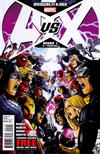 Cover Thumbnail for Avengers vs. X-Men (2012 series) #1 [5th Printing Variant]