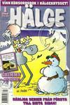 Cover for Hälge (Egmont, 2000 series) #1/2008