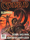 Cover for Conan album (Bladkompaniet / Schibsted, 1992 series) #30 - Blodmåne