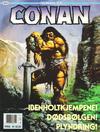 Cover for Conan album (Bladkompaniet / Schibsted, 1992 series) #17 - Ibenholtkjempene!