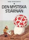 Cover for Tintins äventyr (Nordisk bok, 1984 ? series) #[4296] - Den mystiska stjärnan