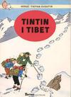 Cover for Tintins äventyr (Nordisk bok, 1984 ? series) #[4298] - Tintin i Tibet