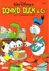 Cover for Donald Duck & Co (Hjemmet / Egmont, 1948 series) #5/1983