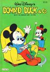 Cover for Donald Duck & Co (Hjemmet / Egmont, 1948 series) #8/1983