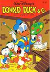 Cover for Donald Duck & Co (Hjemmet / Egmont, 1948 series) #13/1983
