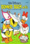 Cover for Donald Duck & Co (Hjemmet / Egmont, 1948 series) #33/1983
