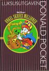 Cover for Donald Pocket Luksusutgaven (Hjemmet / Egmont, 2008 series) #1 - Onkel Skrues millioner