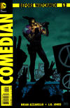 Cover Thumbnail for Before Watchmen: Comedian (2012 series) #1 [Variant Cover by Eduardo Risso]